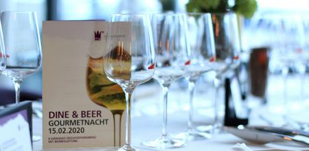 Event Dine and Beer am Stubaier Gletscher