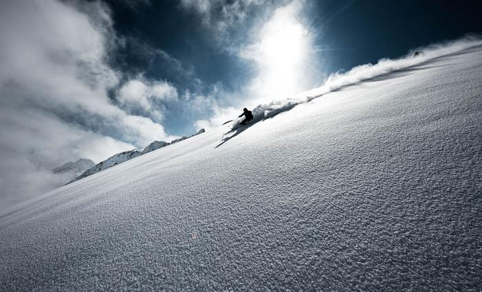 Dreamlike Freeride Runs in the Tyrol