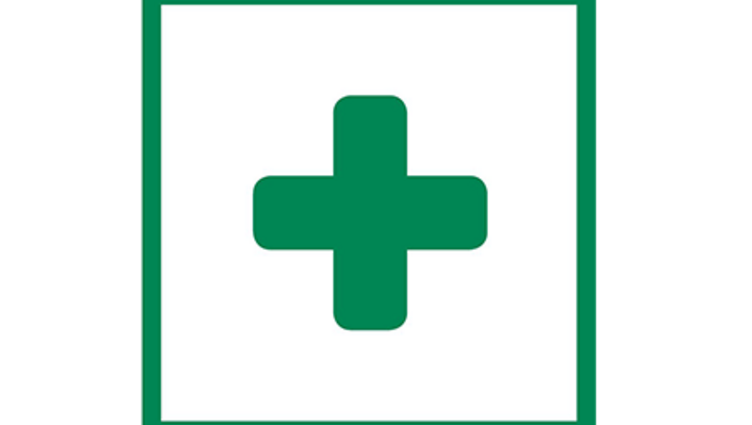 """Pictrograph """"First Aid"""""""