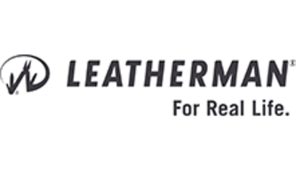 "Logo ""Leatherman - For real life"""