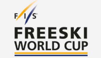"Logo ""FIS Freeski World Cup"""