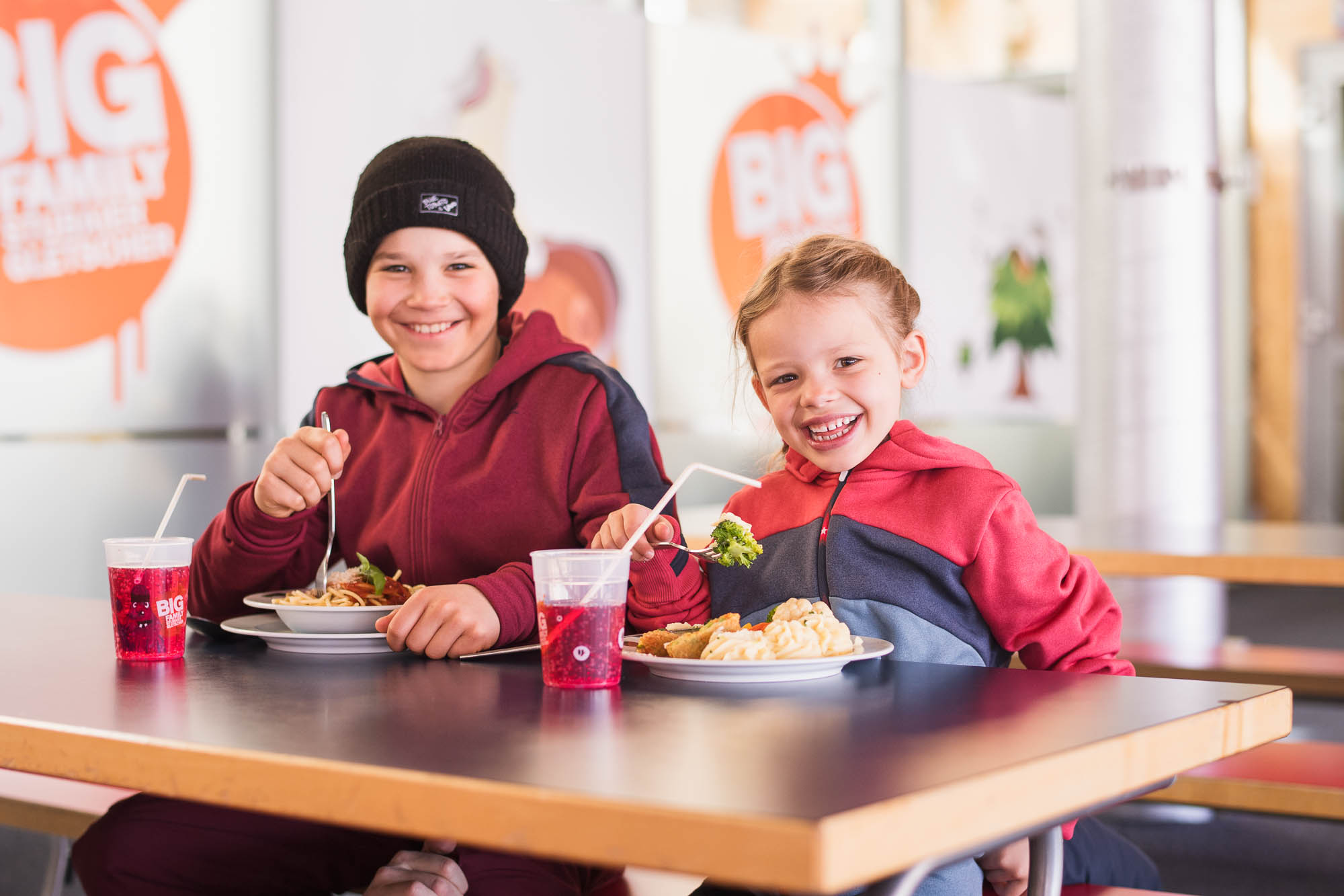 Children's restaurant - Stubai Glacier family ski area